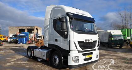 Iveco Stralis 460 Euro6 Retarder
