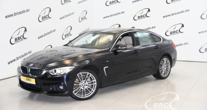 BMW 435 Gran Coupe xDrive M-pack Automatas