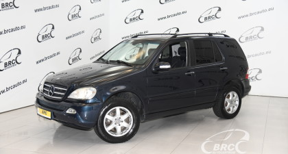 Mercedes-Benz ML 400 CDI Automatas