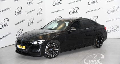 BMW 318 d M-performance Automatas