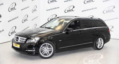 Mercedes-Benz C 220 CDI AMG BlueEFFICIENCY Wagon Automatas