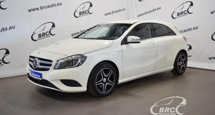 Mercedes-Benz A 180 BlueEfficiency A/T