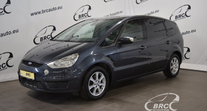 Ford S-Max TDCi A/T