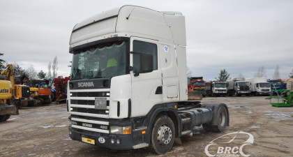 Scania R 124 SU TA