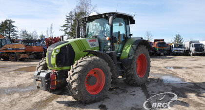 Claas Arion 650 CEBIS  !1868working hours!