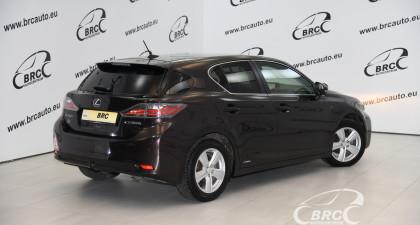 Lexus CT 200H Hybrid Automatas