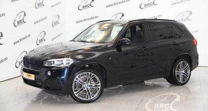 BMW X5 xDrive 35i M-pack Automatas