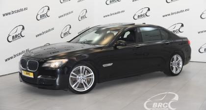 BMW 750 Li Automatas