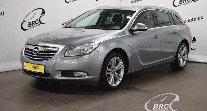 Opel Insignia Sports Tourer CDTI