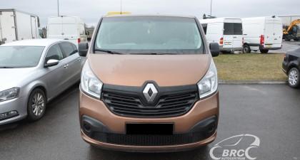 Renault Trafic 1.6 dci Energy VARIKLIO DEFEKTAS