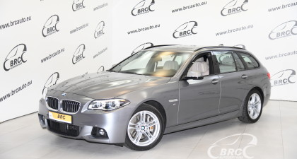 BMW 535 xDrive M-pack Automatas