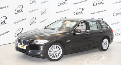 BMW 525 d Luxury Automatas