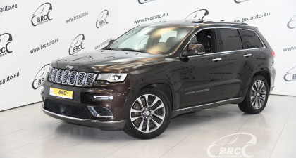 Jeep Grand Cherokee 3.0 CRD Summit 4x4 Automatas