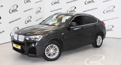 BMW X4 xDrive 30d M-pack Automatas