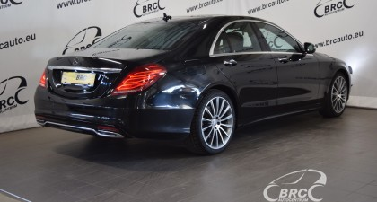 Mercedes-Benz S 350 Bluetec AMG Design
