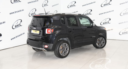 Jeep Renegade MultiJet 4WD Automatas Limited