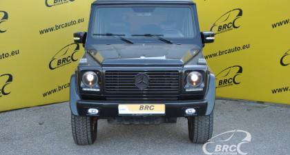 Mercedes-Benz G 300 LPG