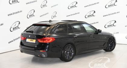 BMW 520 d xDrive M-pack Automatas