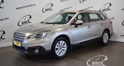 Subaru Outback Symmetrical AWD A/T