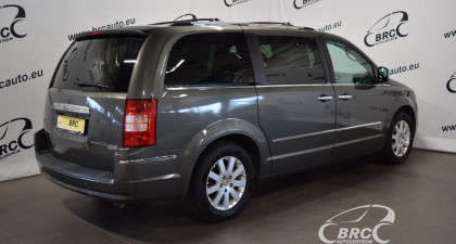Chrysler Grand Voyager Limited CRD Stow`n Go 7 seats