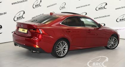Lexus IS 250 Luxury Automatas