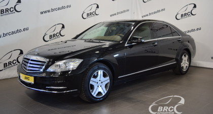 Mercedes-Benz S 600 B7 Guard Armored