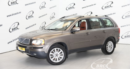 Volvo XC 90 2.4 D5 Sips Executive AWD