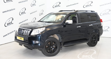 Toyota Land Cruiser 3.0 D-4D Luxury 4WD 150 Series Automatas