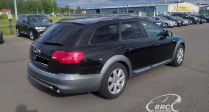 Audi A6 Allroad 2.7 TDI Quattro Automatas