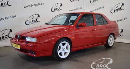 Alfa Romeo 155 Busso Widebody V6