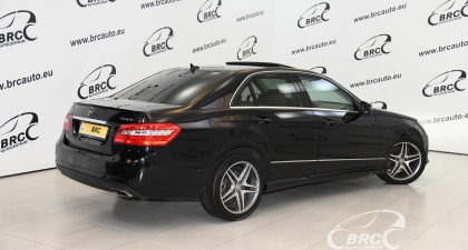 Mercedes-Benz E 350 4 Matic Automatas