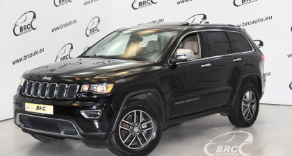 Jeep Grand Cherokee 3.6 Limited AWD Automatas