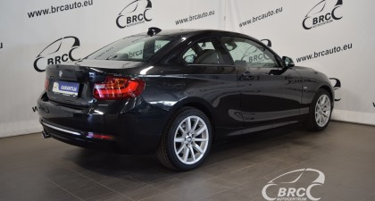 BMW 220 D Luxury Line A/T