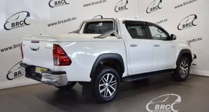 Toyota Hilux A/T