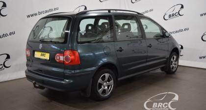 Volkswagen Sharan 7 seats A/T
