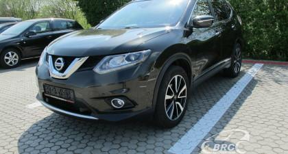 Nissan X-Trail TEKNA 1.6 dCi Xtronic
