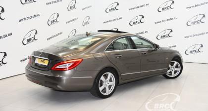Mercedes-Benz CLS 350 CDI Automatas