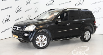 Mercedes-Benz GL 450 4 Matic Automatas