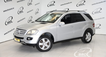 Mercedes-Benz ML 320 CDI 4Matic Automatas