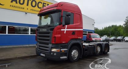 Scania R 340, 6x2