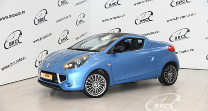 Renault Wind 1.2 TCe Cabrio