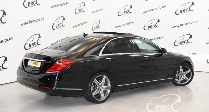 Mercedes-Benz S 350 d Long BlueTec 9G-Tronic