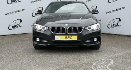 BMW 435 Gran Coupe d xDrive Automatas