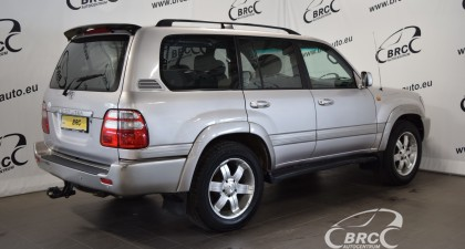 Toyota Land Cruiser A/T 7 seats