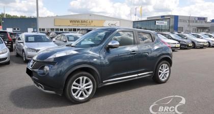 Nissan Juke 1.5 dCi Tekna FWD