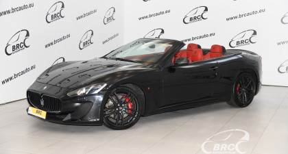 Maserati Grancabrio MC Sport Line Carbon Automatas
