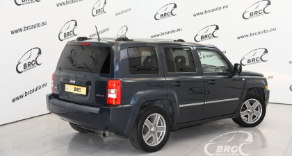 Jeep Patriot 2.0 CRD Limited 4WD