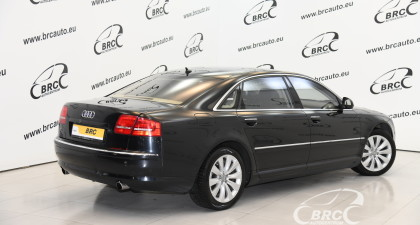 Audi A8 4.2 Quattro Long Automatas