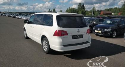 Volkswagen Routan Automatas