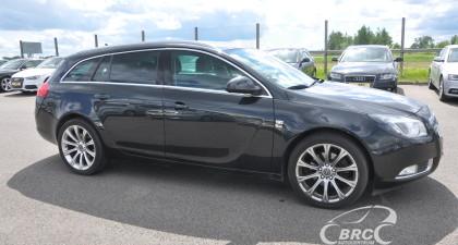 Opel Insignia 2.0 Turbo Sports Tourer Automatas